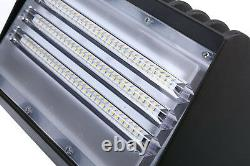 16,000LM Waterproof LED Wall Pack Light Commercial Outdoor Building Mounted 150W