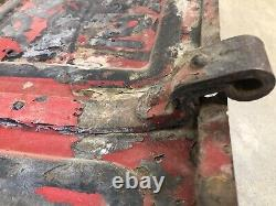 1932 1933 1934 Ford Pickup Truck Tailgate Rat Rod Wall Hanger Man Cave V8 32 33