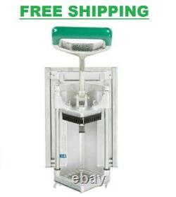 1/2 Commercial French Fry Vegetable Cutter Chopper Dicer Wall Mount Restaurant