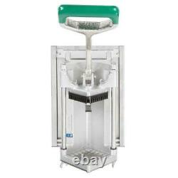 1/2 in. French Fry Cutter with Wall Mount Bracket Restaurant Commercial Kitchen