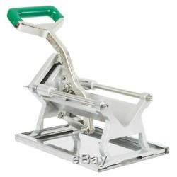 1/4 Heavy Duty French Fry Cutter Slicer Dicer Copper Commercial Wall Mount NSF