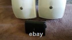 1-eaw Residential/commercial Sms-4940 2way Surface-wall Mount Speaker With