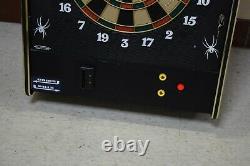 Arachnid Galaxy G2 Commercial Coin Operated Dart Board Custom Wall Mount