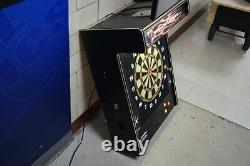 Arachnid Galaxy G2 Commercial Coin Operated Dart Board Wall Mount! Free Play