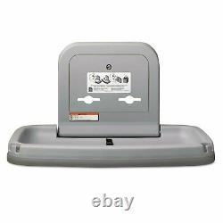 COMMERCIAL BABY CHANGING TABLE Wall Mount Fold-Down Koala Kare KB200-01 Station