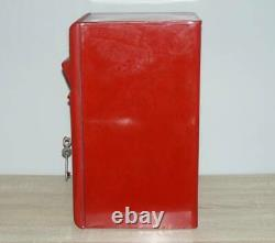 Cast Iron Royal Mail Postbox In Red