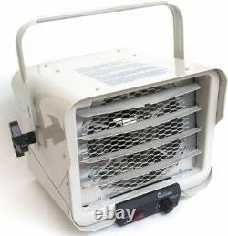 Commercial Electric Garage Shop Heater Ceiling Mount Quick Heat 3000/6000 Watt
