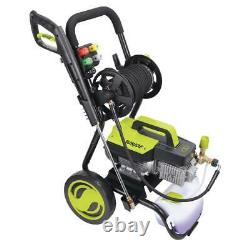Commercial Series 1300 PSI Max 2 GPM Electric Pressure Washer with Wall Mount