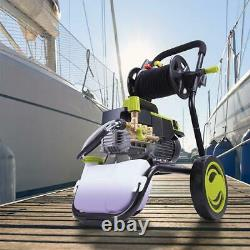 Commercial Series 1300 Psi Max 2 Gpm Electric Pressure Washer With Wall Mount, R