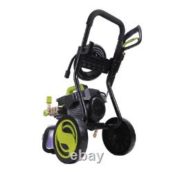 Commercial Series 1800 PSI Max 1.6 GPM Electric Pressure Washer with Wall Mount