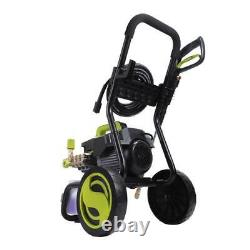 Commercial Series 1800 Psi Max 1.6 Gpm Electric Pressure Washer Wall Mount Roll