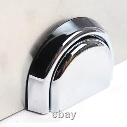 Commercial Stainless Steel Wall-Mount Wash Hand Sink Knee Operated Pedals Kit