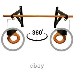 Commercial WALL MOUNTED PULL UP RIG
