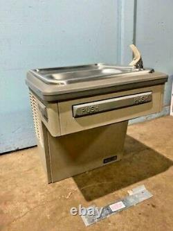 Elkay Ebfsa8-1d Hd Commercial Refrigerated Wall Mount Drinking Water Fountain