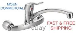 FREE SHIPPING New Genuine OEM MOEN Wall Mount Kitchen Faucet 8714 M'BITION