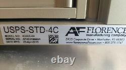 Florence 4C Versatile Commercial Mailboxes 4C06S-04 USPS-STD-4C