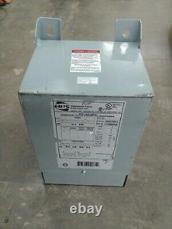 HPS Hammond C1F003PES Commercial Voltage Transformer 1ph 3kva 600v 120/240v
