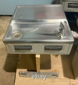 Halsey Taylor Hd Commercial Refrigerated Wall Mount Drinking Water Fountain