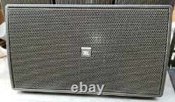 JBL Control 29AV 8 commercial weather-resistant surface mount speaker (Black)