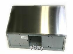 Kitchenaid KXW8736YSS Commercial-Style 36 Wall-Mount Hood #NO8571