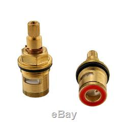 MaxSen Commercial Wall Mount Kitchen Sink Faucet Brass Pre-Rinse Device Spray