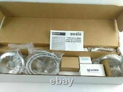 Moen T8343EP15 Commercial Two-Handle PosiTemp 1.5GPM Shower System, Chrome