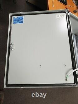 NEW HOFFMAN CONCEPT WALL MOUNT ELECTRICAL ENCLOSURE 24 x 20 x 10 CDS242010