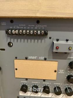 Peavey WMA 150 Wall Mount Amplifier commercial Grade Excellent Condition