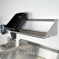 Regency 42 Wall Mounted Tubular Rack Shelf Commercial Free Shipping USA Only