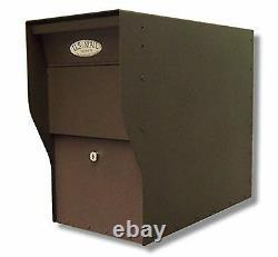 Summit Locking Mailbox (Black)