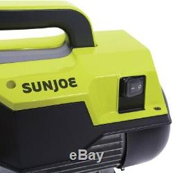 Sun Joe Commercial 1300 PSI 2 GPM Electric Pressure Washer with Wall Mount