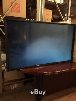 USED Sharp PN-E421 LCD Monitor (PNE421) with Wall Mount Commercial Display EUC