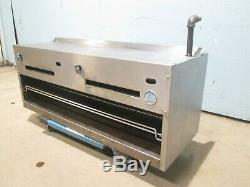 U. S. Range Hd Commercial 48 Lp Gas Wall Mount Cheese Melter / Salamander