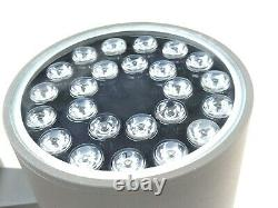 Up Down 2x36w Rgb For Hotels, Commercial Buildings, Outside Wall Accent Light