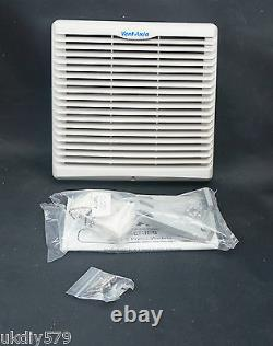 VentAxia TL7WL 7 190mm Commercial Wall Mounting Extract/Intake Fan witho Shutters