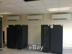 YMGI 60000 BTU 2 x 30000 BTU Ductless mini split Air conditioner for Commercial