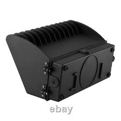 6,800lm Commercial Led Wall Pack Light Ip65 Outdoor Building Mounted Light 70w