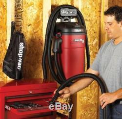 Auto Magasin Support Mural Aspirateur Rembourrage Commercial Shop Vac