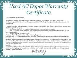 Bard Air Conditionné Central D'occasion Commercial Wall Mount Package Wa3s1-b09vp Acc