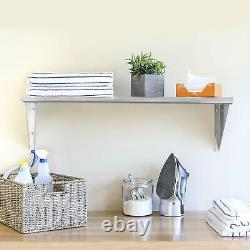 CMI Commercial Stainless Steel Wall Mount Shelf-14x84