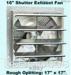 Commercial Support Mural Shutter Hotte 16 Atelier Rangement Garage Shed Grange