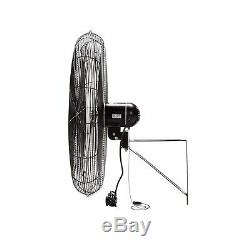 Corporation 30 3 Tpi-speed monophasé Support Mural Commercial Circulateurs Fan