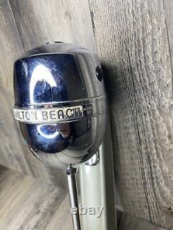 Hamilton Beach 934 Milk Shake Machine Nsf Évalué Pour Mur Commercial Monté Vtg