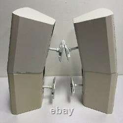 Jeu (4) Jbl Control 25 150w 8ohm Wall-mount Haut-parleurs Commerciaux D'intérieur Extérieur
