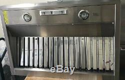 Kitchenaid Kvwc906jss 36 De Style Commercial Murale Canopy Hotte