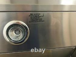 Kitchenaid Kxw8736yss Commercial Style 36 Wall Mount Canopy Hood Inoxydable