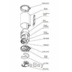 Mini D'or Commercial En Acier Inoxydable Main Électrique Sèche-linge Support Mural Automatique