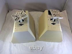 Pair Jbl Control 25 30w 8ohm Mur-mount Commercial Haut-parleurs Extérieurs Intérieurs