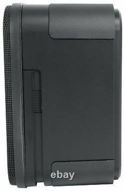 Paire Jbl C1pro Control 1 Pro Noir 5.25 Support Mural Haut-parleurs Maison/commercial