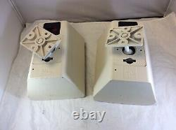 Paire Jbl Control 25 150w 8ohm Mur-mount Haut-parleurs Extérieurs Intérieurs Commerciaux